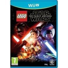 LEGO Star Wars The Force Awakens Nintendo Wii U Video Game