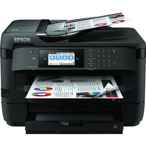 Epson WF-7720 DTWF WorkForce A3 Colour Multifunction Inkjet Printer