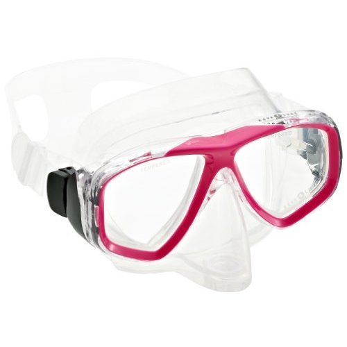 Aqua Lung Sport Sea Viewer Two Window Mask Pink