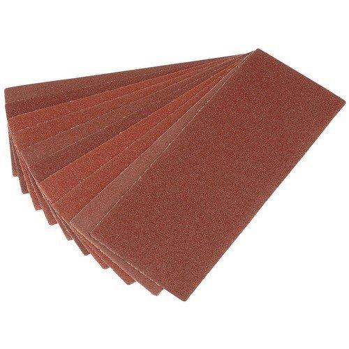 Draper 59464 Ten 232 x 92mm 60 Grit Aluminium Oxide Sanding Sheets