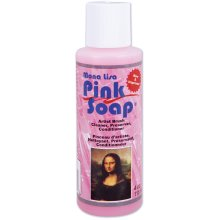 Mona Lisa Pink Soap-4oz