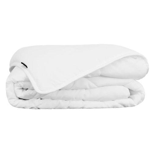 vidaXL Summer Duvet/Quilt 135x200 cm White