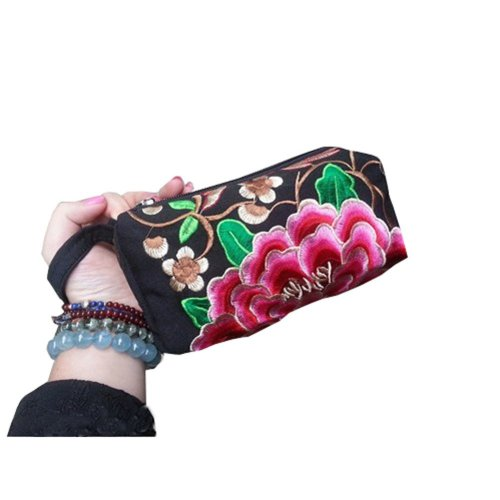 Ethnic Style Needlecrafts Handmade Embroidery, Purse & Hand bag & Purse(G)
