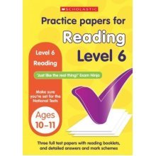 Practice Papers for Reading Level 6  (Age 10-11)