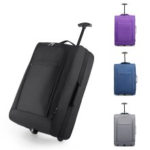 "KONO 20"" Soft Shell Hand Luggage Travel Bag"