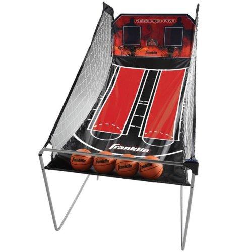 Epic International 25725388530 Franklin Sports Dual Court Rebound Pro Basketball Arcade Game