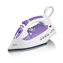 Swan Ceramic soleplate Iron Self Cleaning 2600W - Purple (Model No. SI10010N)