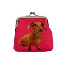 Short Haired Dachshund Purse