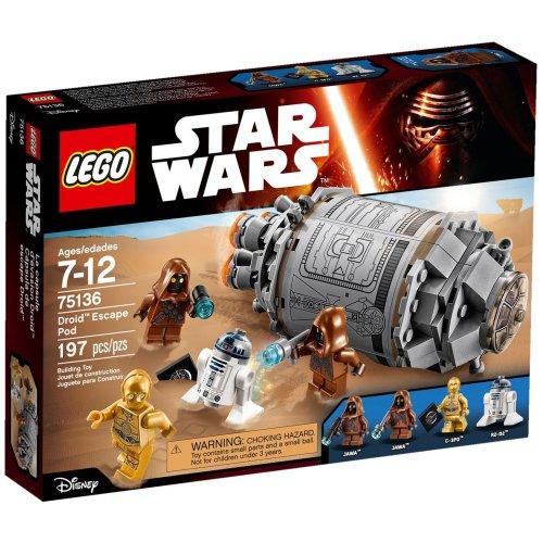 LEGO Star Wars Droid Escape Pod - 75136