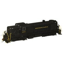 Bachmann Industries PRR #8601 ALCO RS-3 DCC Equipped Diesel Locomotive
