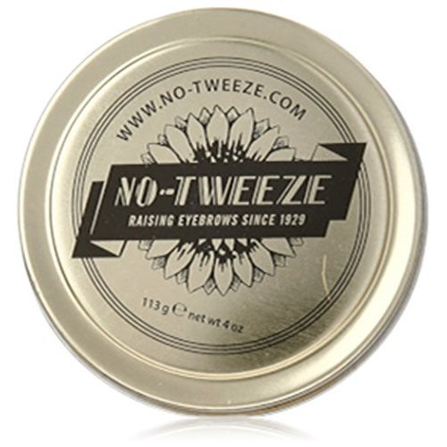 no-tweeze Classic Remover Wax, 4 Ounce
