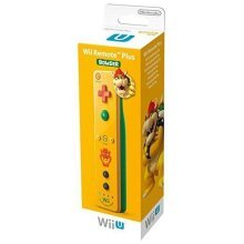 Official Ninetendo Wii U Remote Plus Controller Bowser - Orange/Green