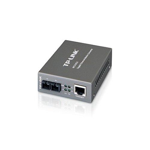 TP-LINK Gigabit Single-mode Media Converter 1310nm network media converter