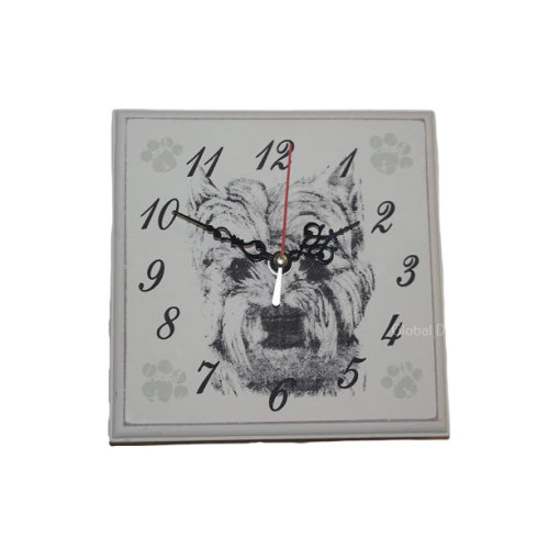 Westhighland Terrier Wall Clock F0230