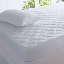 Quilted Mattress Protector, Extra Deep, All Sizes (Super King (182 × 200 cm))