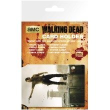 The Walking Dead Travel Pass Card Holder