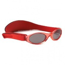 Baby Banz 0-2 Uv Sunglasses – Adventurer, Red