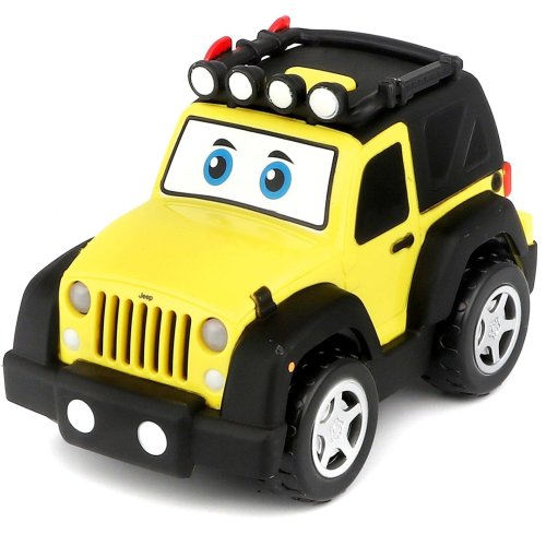 Bb Junior - Jeep Light and Sound