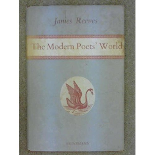 Modern Poet's World (Poetry Bookshelf)