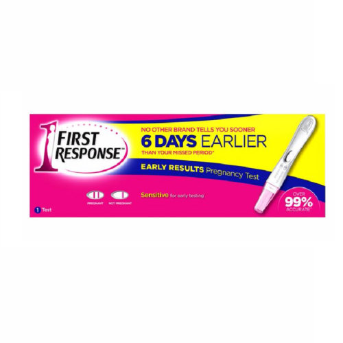 First Response Early Result Pregnancy Test