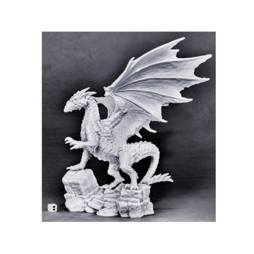 Reaper Miniatures Bones 77565 Kyphrixis Copper Dragon