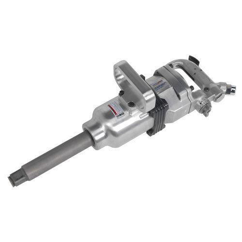 """Sealey SA291 1""""Sq Drive Air Impact Wrench - Long Anvil"""