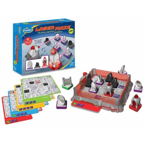 Thinkfun Beam Bending Logic Game for Junior Challenge Game Laser Maze 541045