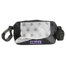 Dooky Travel Buddy (silver Stars)