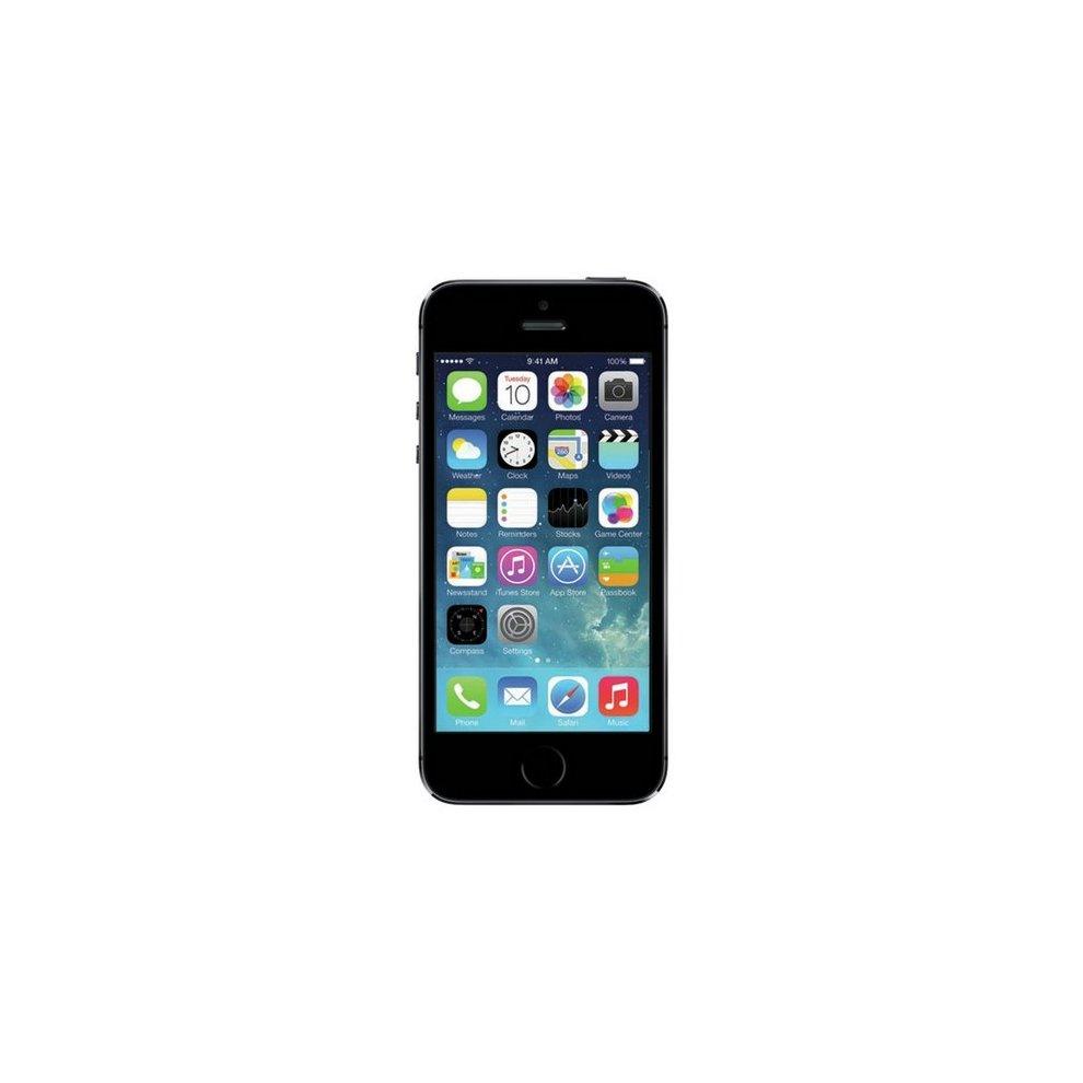 EE, 32GB Apple iPhone 5s - Space Grey
