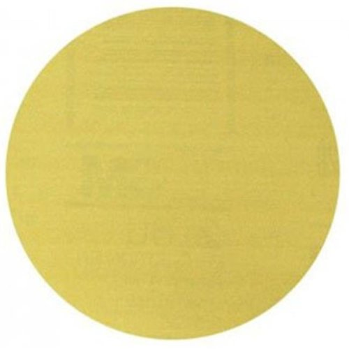 3M 1434 6-400A-Go-175 Stikit Gold Disc, 6 in. P400A, 175 Discs per Roll