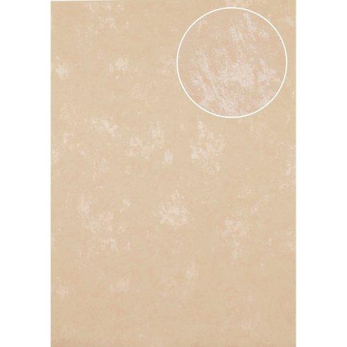 Atlas ATT-5117-3 Tone on tone wallcovering wall shimmering cream rose 7.035 sqm