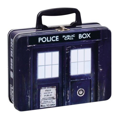 Doctor Who Top Trumps Collectors Tin