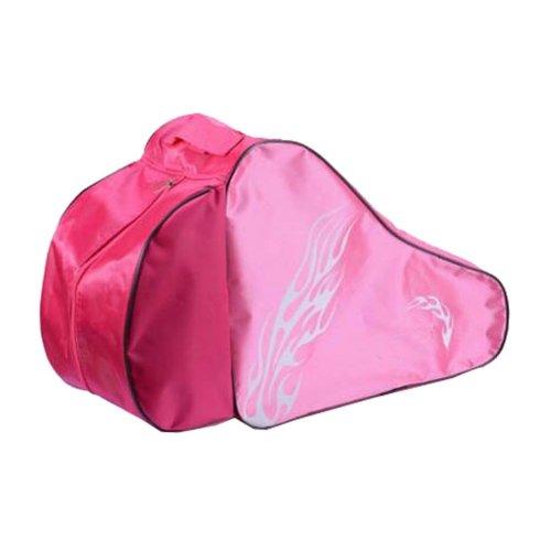 Skate Bag - Bag to Carry Ice Skates,Roller Skates,Inline Skates for Kids/Adult,B