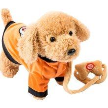 Cute Plush Dog Toy Walking Puppy Kids Children Gift