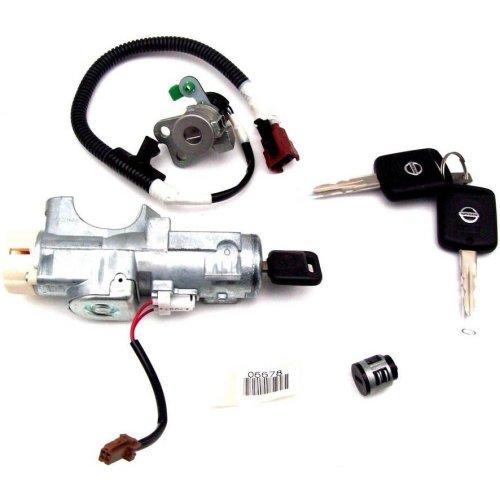 Nissan Z33 350Z Genuine New Key Set & Ignition Barrel 99810-CD72A