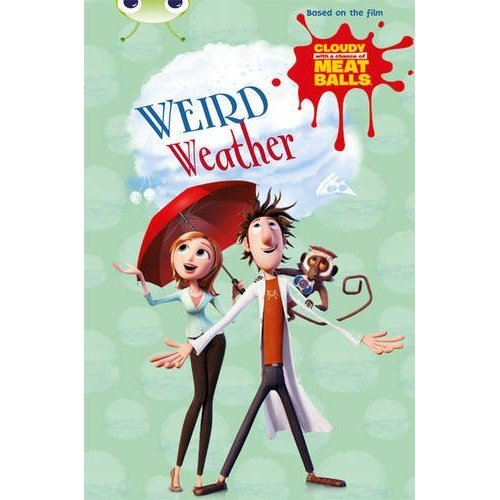 BC Gold B/2B Cloudy with a Chance of Meatballs: Weird Weather (BUG CLUB)