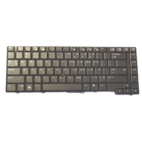 Hp 495042-081 Danish Black Keyboard