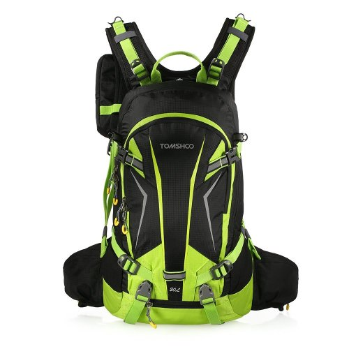 TOMSHOO 20L Cycling Backpack Waterproof Bicycle Bike Backpack Bag Pack Outdoor Sports Riding Travel Camping Hiking Backpack Daypack with Rain Cover...