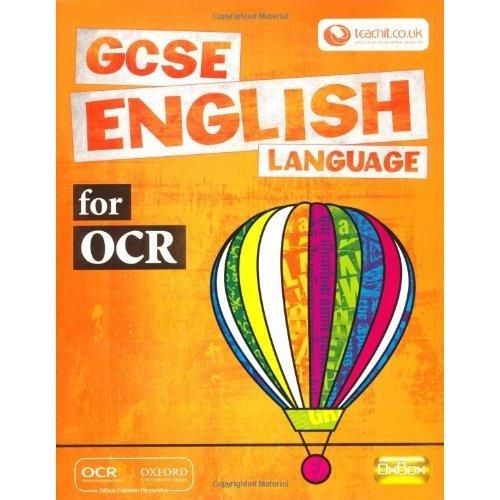 GCSE English Language for OCR Student Book