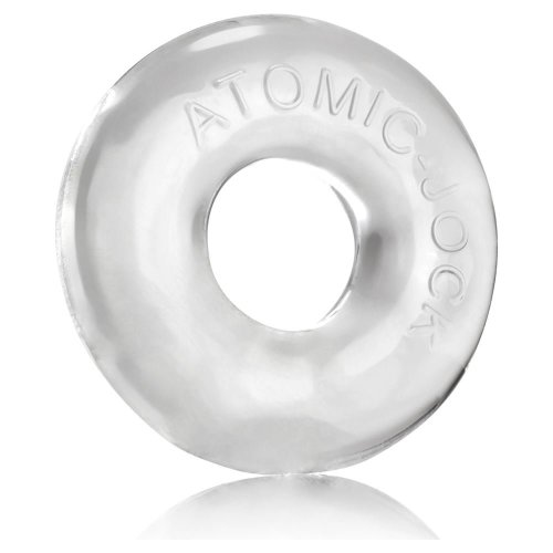 Oxballs Do Nut 2 Cock Ring Clear Large