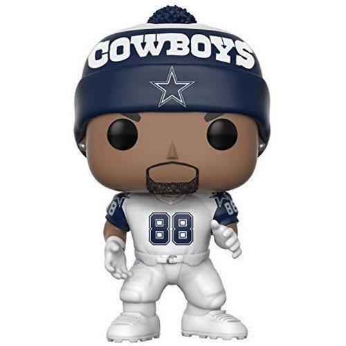 Funko Pop Nfl Dez Bryant Cowboys Color Rush Collectible Figure