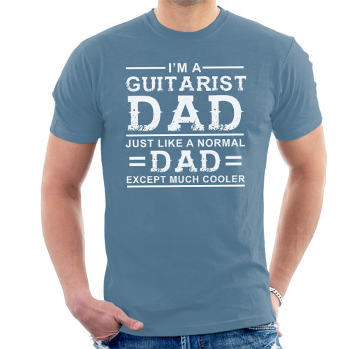 Guitarist Dad Men's T-Shirt