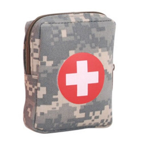 Portable First Aid Kit Travel Medical Box for Camping, Hiking