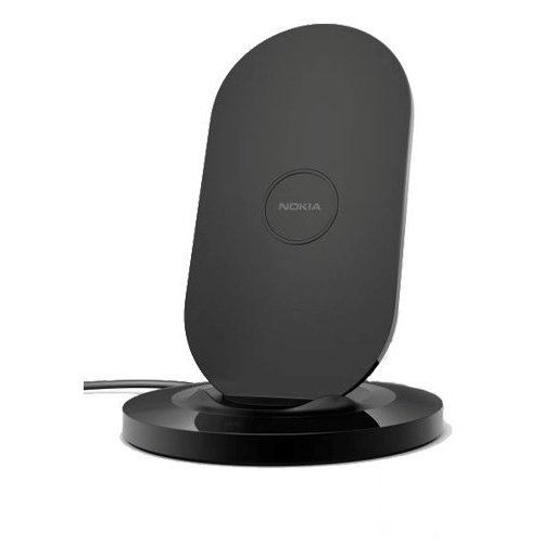 Nokia DT-910 Universal QI Wireless Charging Stand Compatible with Nokia Lumia 720/820/920 - Black