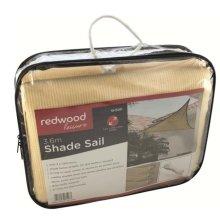 3.6m Shade Sail Outdoor Cover Shade