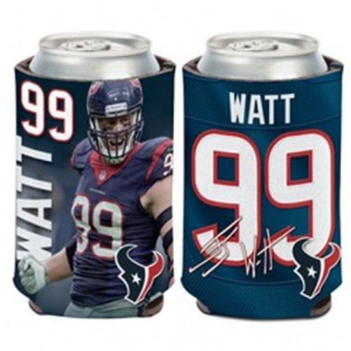 the latest 28af7 39122 Wincraft 3208515417 Houston Texans JJ Watts Can Cooler on OnBuy