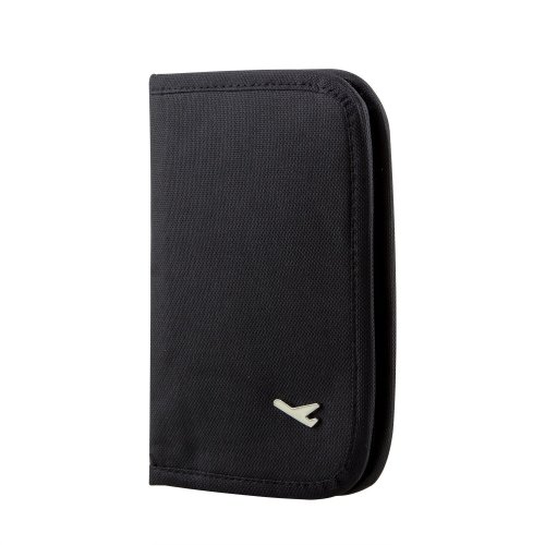 Trixes Zip Up Document & Passport Organiser | Travel Wallet With Zip