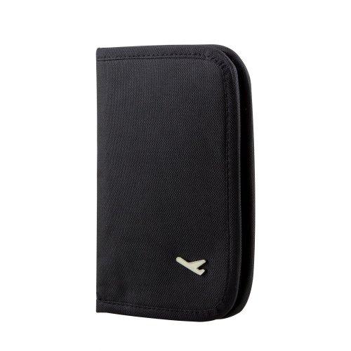 Trixes Zip Up Document & Passport Organiser   Travel Wallet With Zip