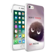 i-Tronixs - Dont Touch My Phone Design Printed Case Skin Cover - 010