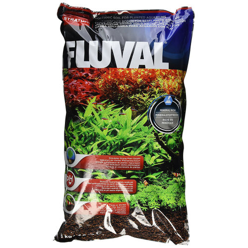 Fluval Plant and Shrimp Stratum Substrate 8kg